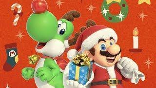 2 Hours of Nintendo Music for Holidays / Christmas (2019)