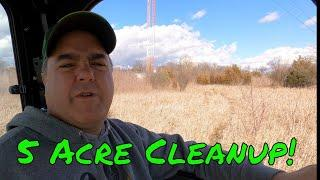 Intro to Radio Tower Cleanup Project PLUS News & Updates