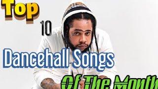 Top 10 Dancehall Songs Of The Month (October 2020)