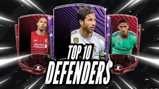 The top 10 BEST defenders in Fifa Mobile