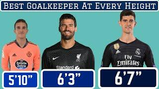 """Best Goalkeeper At EVERY Height (5'8"""" to 6'10"""")"""