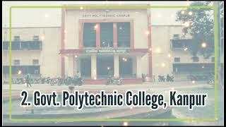 Top 5 Govt. Polytechnic College in Up