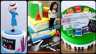 Happy Teacher's Day Cake || Top stylish Teacher's Day Cake ideas