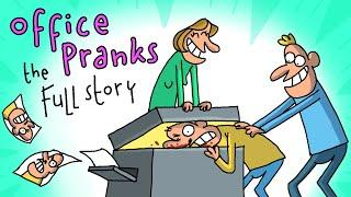 Office Pranks by Cartoon Box | The FULL Story | The BEST of Cartoon Box | Hilarious Cartoons