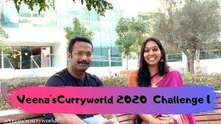 Veena's Curryworld 2020 Challenge No:1|| 10,000 Rs Prize Money || Challenge Announcement || Ep:702