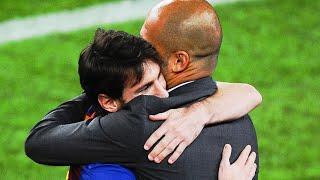 The Last Time Lionel Messi Played for His TEACHER ● End of Young Messi   HD  