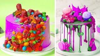 10 Fun & Exciting Cake Decorating Ideas | Most Satisfying Cake Decorating Tutorials | Extreme Cake
