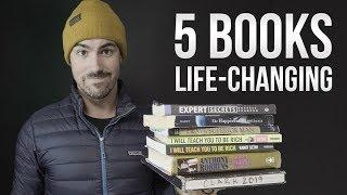 5 Life-Changing Books YOU NEED to READ in 2020