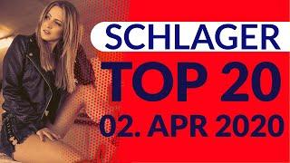 SCHLAGER CHARTS 2020 - Die TOP 20 vom 02. April