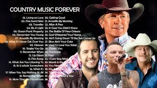 Top 100 Country Music New & Old  - Country Music Playlist - COUNTRY LOVE SONGS - Music COUNTRY 2021