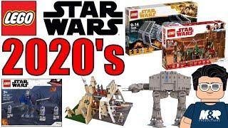 15 LEGO Star Wars Sets We MUST See in the 2020's!