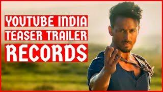 Youtube India Teaser Trailer Records : First 24 Hours, Most Liked, Fastest 1M Likes & Most Viewed