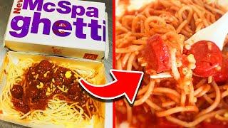 Top 10 Most OUTRAGEOUS Fast Food Items of All Time! (Part 3)
