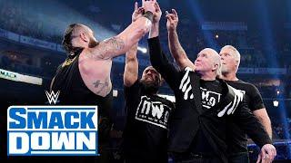 Braun Strowman and nWo Too Sweet on SmackDown: SmackDown, March 6, 2020