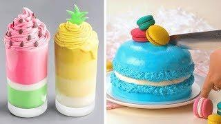 Best Colorful Cake Recipes | 10+ Fabulous Colorful Cake Decorating Ideas | Perfect Cake Tutorial