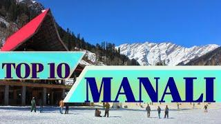 Top 10 beautiful place in Manali | G for Ghumo