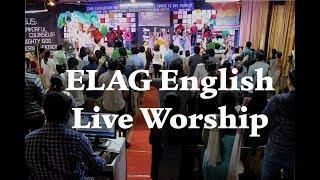 Sunday Service Live  | Ps Oswin Jamestudd | ELAG Bangalore | 1 - DEC - 19