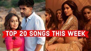Top 20 Songs This Week Hindi/Punjabi 2021 (March 7)   Latest Bollywood Songs 2021