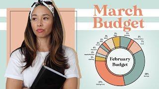 March 2020 Budget | Student Loan PTSD | Aja Dang