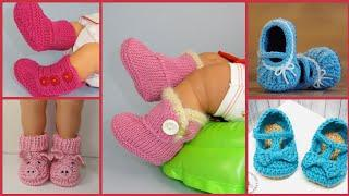 Cute! Top 10+ Chrochet Shoes/Handmade Shoes/Stylish Hand embroidery Shoes For Babies