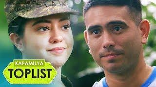 10 'love-hate' moments of Alex and Lourdes in A Soldier's Heart | Kapamilya Toplist
