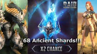 Raid Shadow Legends - 68 Ancient Shards