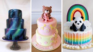 10 Amazing Cake Decorating Ideas | Top 10 Beautiful Cake Decorating Tutorials | Yummy Cake Hacks