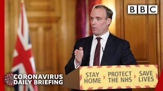 UK reports highest death toll in Europe - Coronavirus Daily Update UK