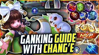 Change Top Global 1  Chang'e Gameplay!
