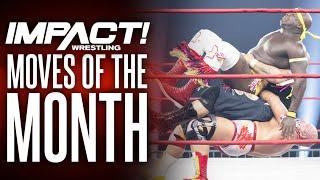 IMPACT Wrestling Best Moves of the Month | April 2020