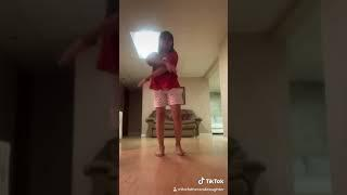 The Father and Daughter | TikTok | CATRIONA DANCE CHALLENGE