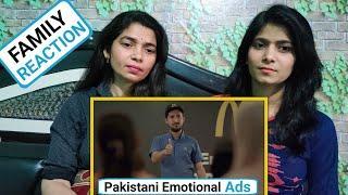 Indian Family Reaction On Top 5 Pakistani Emotional Ads | Emotional Ads Of Pakistan | Poonam Reacts