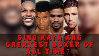 top 10 GREATEST BOXERS OF ALL TIME | Pang ilan kaya si MANNY PACQUIAO? |