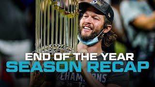 End of the Year Season Recap (2020)