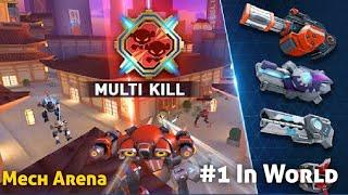 Mech Arena | Best Gamer Ever | Pubg Mobile Killer | Hindi/Urdu