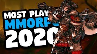 Top 10 Most Played MMORPGs of 2020