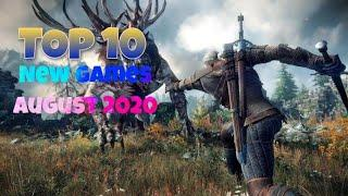 Top 10 Best Android & iOS Games For August 2020/Ultra Graphic Games