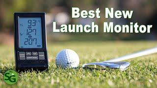 The Best New Launch Monitor - PRGR Launch Monitor Review