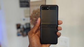 Samsung Galaxy Z Flip | Ringke Slim Fit Case!