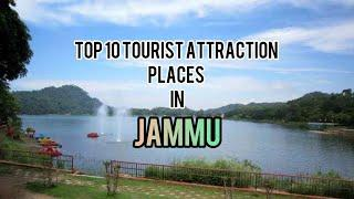 Top 10 Tourist Attraction Places In Jammu | Travel Places In Jammu | 10 Best Place To Visit In Jammu