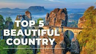 world top 5 beautiful country| world most beautiful place in 2021