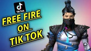 FREE FIRE FUNNY AND EPIC TIK TOK VIDEOS PART 6   FREE MIND GAMER