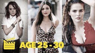 Another 10 BEAUTIFUL YOUNG Actresses (Age 25-30) ★ SEXIEST Actresses 25 -30 (2019)