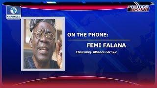 Falana Analyses FG's Executive Order 10, Child Rights Act