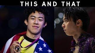 This and That: 2019 Grand Prix Final (Nathan Chen, Sui Han, Yuzuru Hanyu, Papadakis Cizeron)