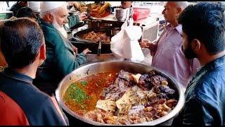 Top 10  Food Street in Lahore || Amazing Foods Street in Pakistan