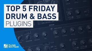 Best Drum & Bass VST Plugins | Top VST Plugins for Drum and Bass Music Production