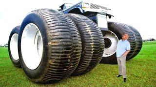 10 Of The Most Unusual Vehicles
