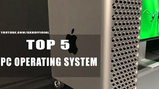 Top 5 Operating System | PC | 2020