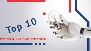 Top 10 Country by High-Technology Exports